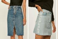 Moda & 15 Tendinte: Ce fel de Fuste de Blugi purtam in vara 2020, dar si in toamna care urmeaza?