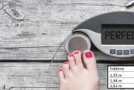 Care e greutatea ideală în funcţie de vârstă şi înălţime