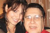 Cum se consolează ginerele lui Marius Țeicu, la 3 luni de la moartea Patriciei. E văduv cu doi copii