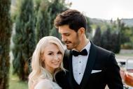 Andreea Balan se casatoreste azi. Cum arata rochia de mireasa
