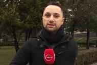 Incredibila poveste a lui Cristi Georgescu, reporterul cu o singură mână de la 'Observator'