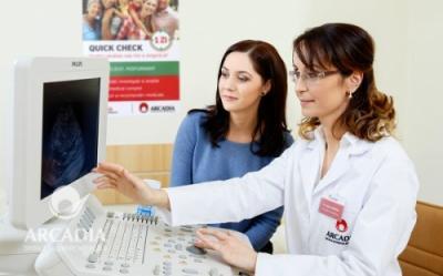 Arcadia a deschis al doilea Centru de Gastroenterologie – Sararie