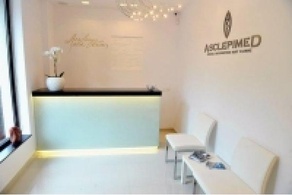 ASCLEPIMED - Clinica Stomatologica de Supraspecialitate - Receptie.jpg