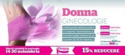 De Pink Friday beneficiaza de cel mai complex PACHET DE GINECOLOGIE!