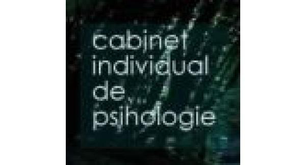 Cabinet individual de psihologie Florina Nazare