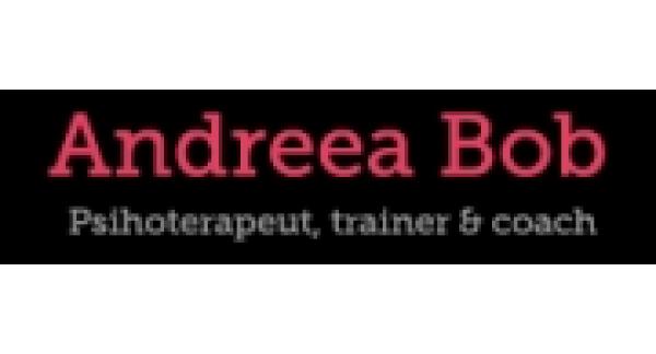 Andreea Bob - Psihoterapeut, Trainer & Coach