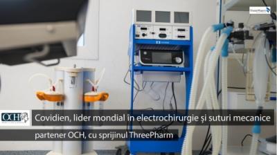 Intervenții laparoscopice cu aparatură performantă la OCH