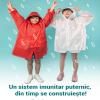 Stii cum sa construiesti imunitatea copilului tau?
