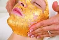 24 karat Gold Facial Treatment - cea mai noua metoda de intinerire a pielii