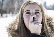 Astmul in sezonul rece. Cum il tii sub control
