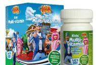 Faimoasele vitamine LazyTown au ajuns in Romania!