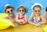 Pericolul din si de la piscine. Ce boli de piele transmisibile putem lua de la bazin