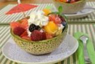 Minune intr-un bol: salata de fructe
